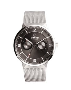 watches: Obaku Gents Watch V170GMCBMC!