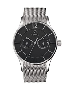 watches: Obaku Gents Watch V175GMCBMC!