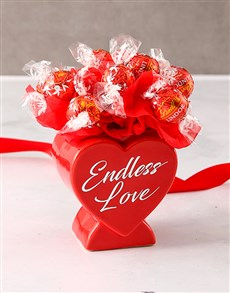 flowers: Endless Love Luscious Lindt!