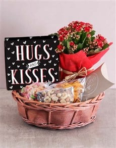 gifts: Skip The Romance Treat Basket!