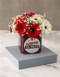 flowers: Petite Gerbera Array!