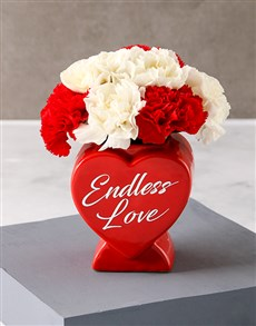 flowers: Endless Love Carnations!