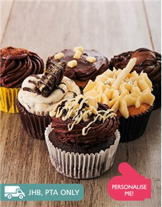 gifts: Guilty Pleasures Cupcake Combo Box!
