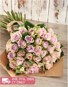 gifts: Light Purple Flirt Bouquet!