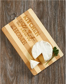 gifts: Personalised Chopping Board!