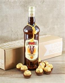 gifts: Amarula and Chocolate Gift!