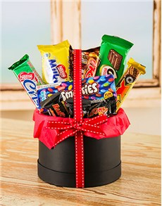 gifts: Hat Box of Nestle Chocolates!