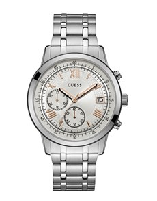 watches: Gents Silver Summit Guess Watch!