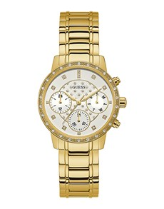 jewellery: Ladies Sunny Gold Guess Watch!