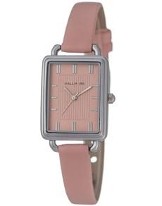 watches: Hallmark Ladies Pink Rectangular Watch!