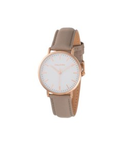 watches: Hallmark Ladies Rose 36mm Tan Watch!