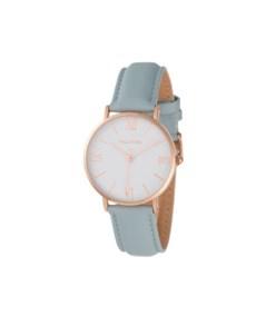 watches: Hallmark Ladies Rose 36mm Baby Blue Watch!