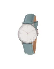 watches: Hallmark Ladies 36mm Silver Watch!