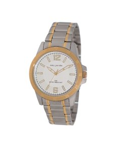 gifts: Hallmark Gents Gold And Silver Watch!