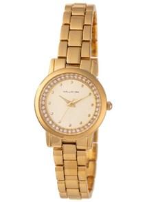 watches: Hallmark Ladies Stone Detailed Dial Watch!