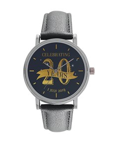 gifts: Personalised Celebration Watch!