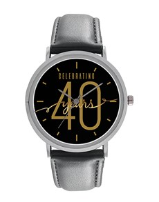 gifts: Digitime Celebrating 40 Years Personalised Watch!