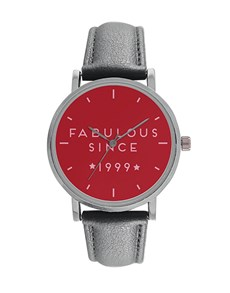 gifts: Ladies Fabulous Since Personalised Watch!