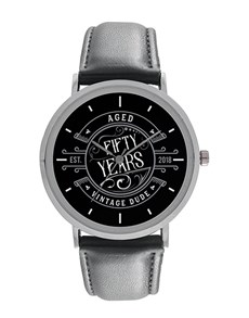 gifts: Digitime Fifty Years Personalised Watch!