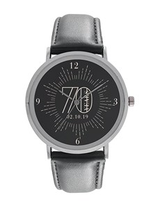 gifts: Digitime 70 Years Personalised Watch!