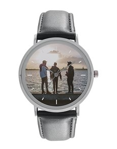 gifts: Digitime 36mm Photo Personalised Watch!