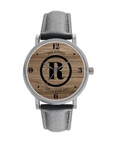 jewellery: Digitime 40mm Personalised Initial Watch!
