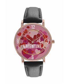 jewellery: Personalised Be My Valentine Digitime Watch!
