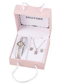 watches: Digitme Bangle and Jewellery Set Twist Watch!