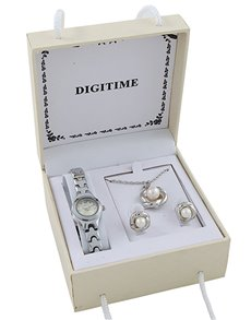 watches: Digitme Pearls Bangle and Jewellery Set!