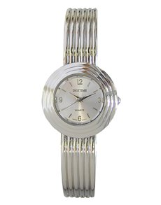watches: Digitime Egyptian Silver Watch!