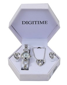 watches: Digitime Bangle and Jewellery Set!