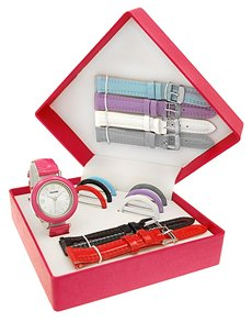 watches: Digitime Triangle Ring Set!