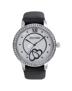 watches: Digitime Desire Black Ladies Watch!