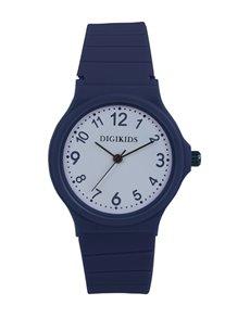 watches: Digitime Kids Analoque Dark Blue Watch!