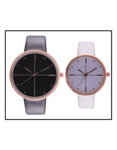 watches: Gents and Ladies Binary Digitime Set!