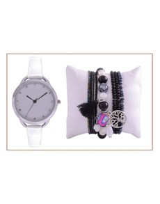 watches: Digitime Infinity Watch with Jewellery Set!
