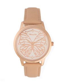 watches: Tomato Ladies Nude with Butterfly detail Watch !
