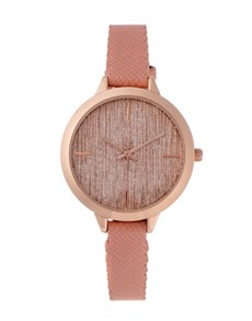 watches: Tomato Ladies Rose Brushed line Watch!