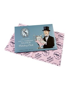 jewellery: Town Talk Silver Polishing Cloth Pack of 10!