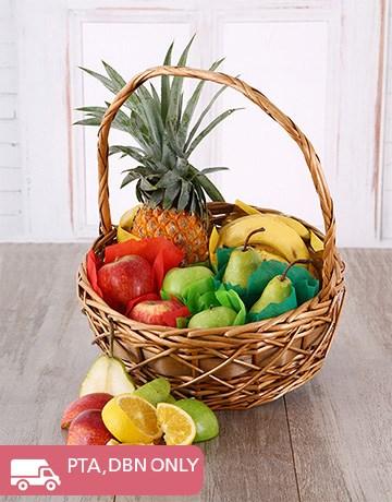 Buy tropical fruit basket freshfruit netflorist negle Images