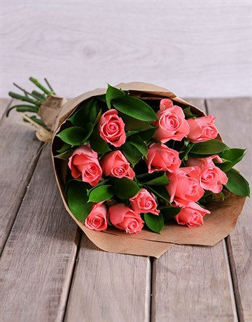Flowers: Sapphire Pink Surprise!