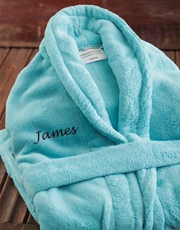 personalised: Personalised Blue Gown!