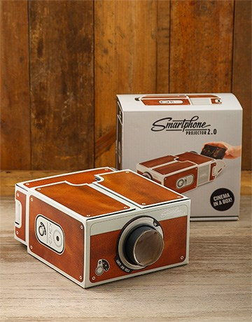 gadgets: Retro Smart Projector!