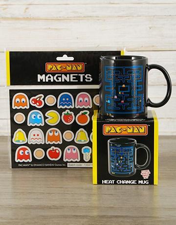 gadgets: Pac Man Hamper!