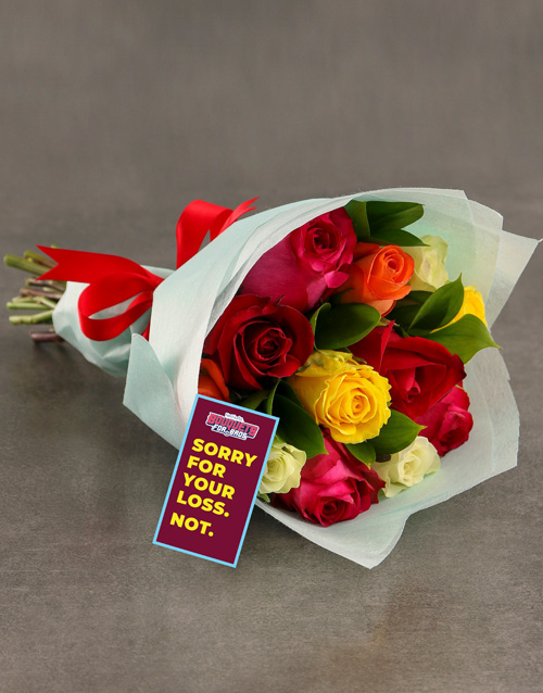 bouquets: Burnley FC Bouquet!