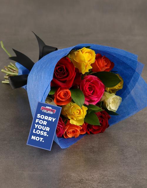 bouquets: Chelsea FC Bouquet!