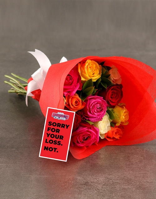 roses: Sheffield United Bouquet!