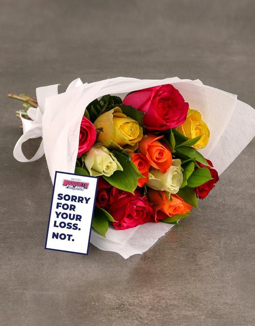 roses: Tottenham Bouquet!