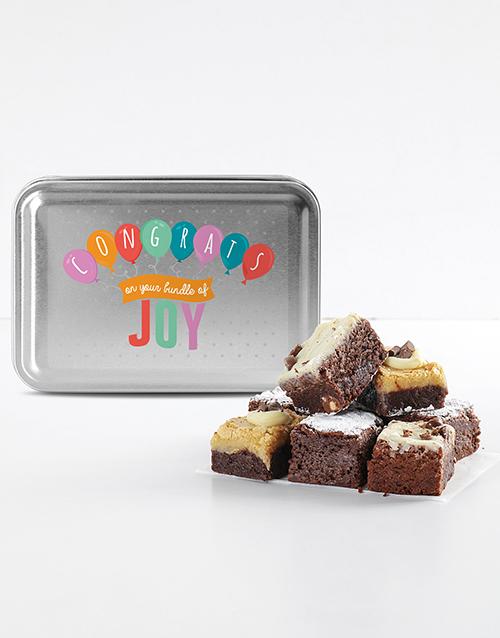 brownies: New Baby Brownie Tin!