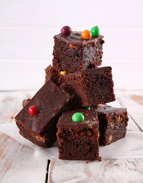bakery: Halloween Astro Brownies!